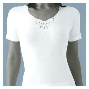 Camiseta princesa milan 4756 pack 3