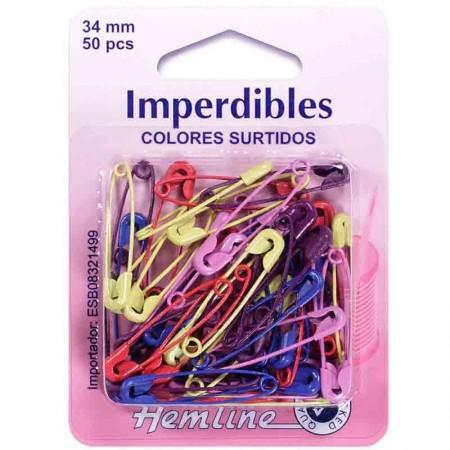 Imperdibles de Colores H414 AC pack 5