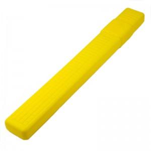 Estuche plastico para agujas de tejer