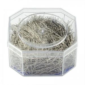 Alfileres de Acero nº8 500 gramos