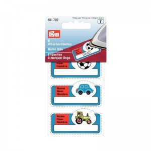 Etiquetas ropa infantil - pack 6 611792