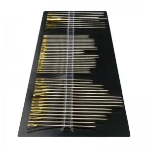 Agujas coser/bordar zurcir + enhebrador 128400