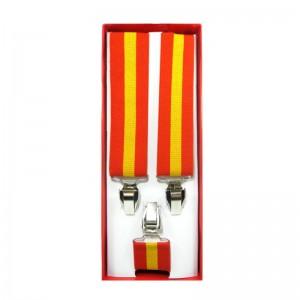Tirante Adulto Bandera España