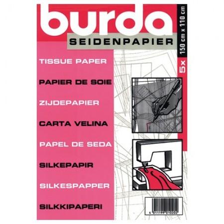 Papel Seda / Seidenpapier Pack 5 folios