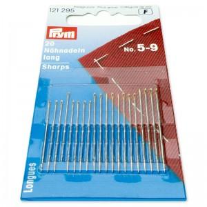 Agujas coser surtido 5-9 PRYM 121295