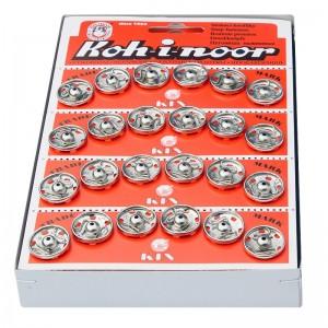 Automaticos metal  10mm a 21mm diametro
