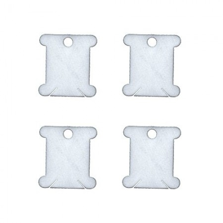 Cartoncitos Plástico pack 100