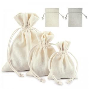 Bolsas Algodón 12x9cm Pack 10