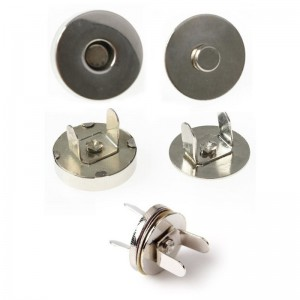 Broche Magnético Niquel 18 mm Pack 20 Unidades