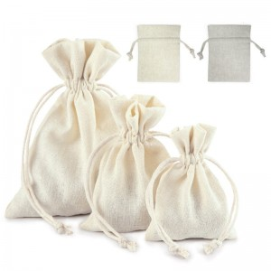 Bolsa Algodón 17x12cm Pack 10