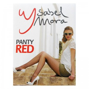 Panty Red Ysabel Mora Pack 6
