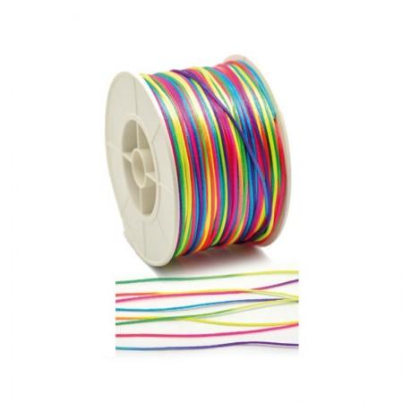 Cordón Nylon Multicolor 17641 15mm Pack 90m