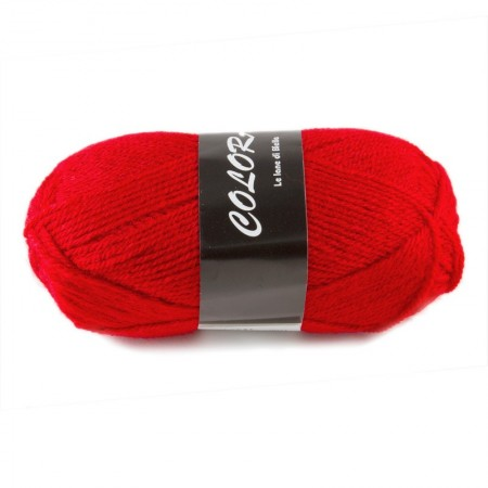 Lana Carezza-Colora Pack 5 x 50 Gramos