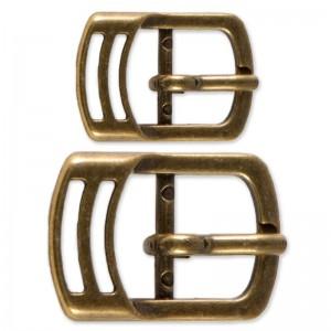 Hebillas Zamak H.721 de Metal 15 mm 12 Unidades
