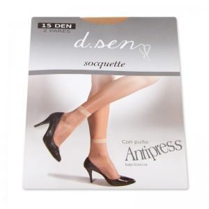 Tobillero Antipress 3391 Fino 15 Deniers Pack 24