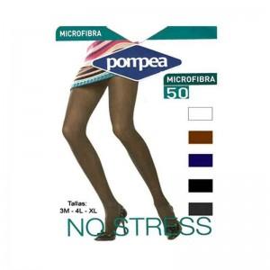Panty 50 Deniers Pompea Pack 6