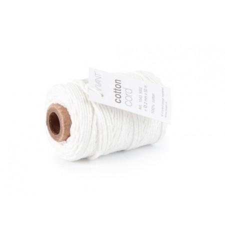 Cordón Cotton 2 mm 50 Metros