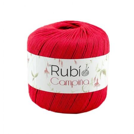 Ovillo Rubi Campiña Pack 6 600 Gramos