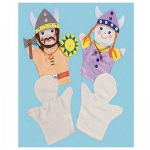 Marionetas Textiles Para Niños Pack 6
