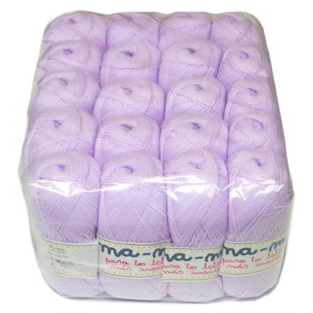 Lana MA MA Bebe 50 grms Pack 20 Ovillos