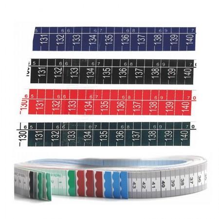 Cinta Métricas Multicolores Surtido Pack 12