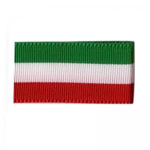 Cinta bandera de Euskai e Italia 25 metros