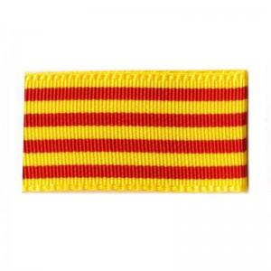 Cinta bandera de Catalunya y Aragón 25 metros