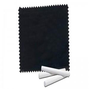 Tela Corte Pizarra 70cm x 40 cm Pack 4