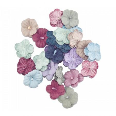 Flor Papel 18 mm Pack 24