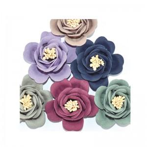 Flor Papel 50 mm Pack 12