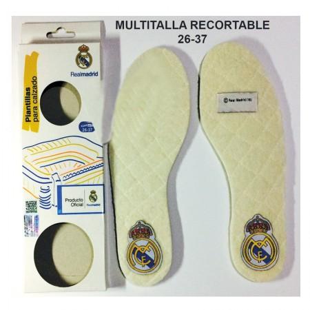 Plantillas Real Madrid Infantiles Lana
