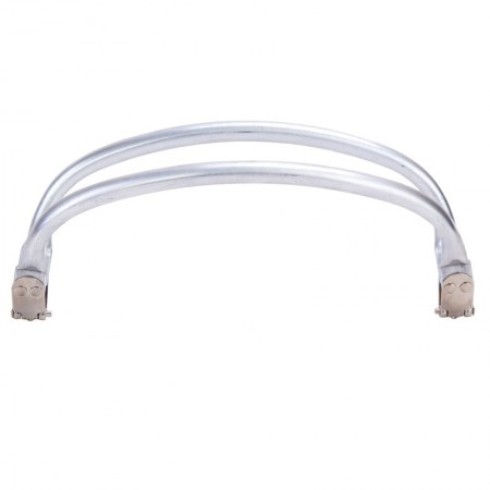 Boquilla Curva Aluminio Pack 3