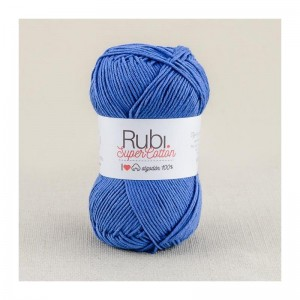 Expositor Ovillo Rubí Super Cotton Pack 28