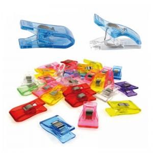 Pinza Clip Pástico FR 1050 Pack 40