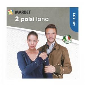 Puño Elástico Lana 131 Pack 2